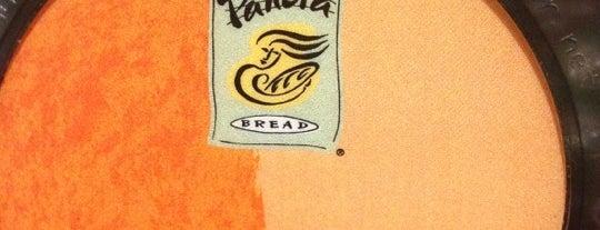 Panera Bread is one of Posti che sono piaciuti a Melissa.