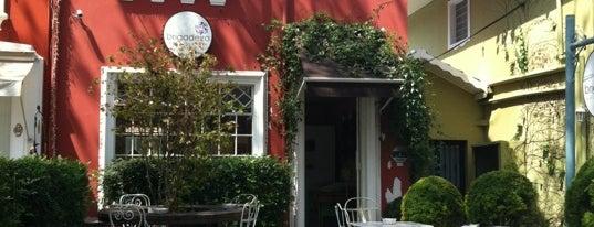 Brigadeiro Doceria & Café is one of Bruna'nın Kaydettiği Mekanlar.