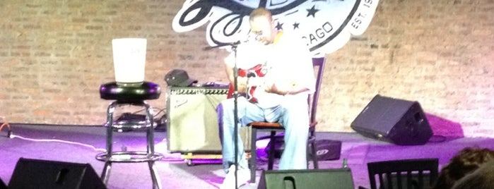 Buddy Guy's Legends is one of Places I've Been!.