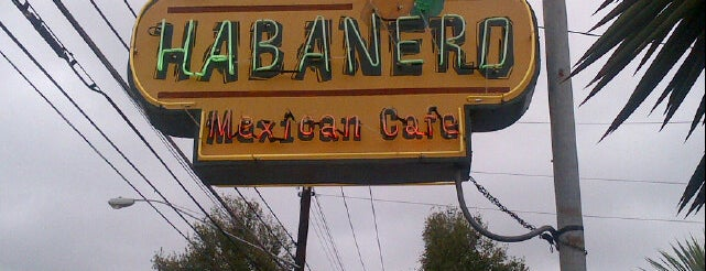 Habanero Mexican Cafe is one of Austin.