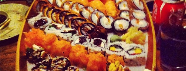 Kobushi Culinária Japonesa is one of Bruno 님이 좋아한 장소.