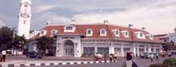Bank Mandiri is one of Characteristic of Surabaya.