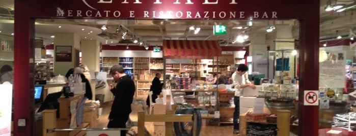 Eataly Smeraldo is one of Best places in Milan.