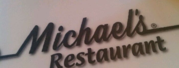 Michael's Restaurant is one of Lugares guardados de Roy.