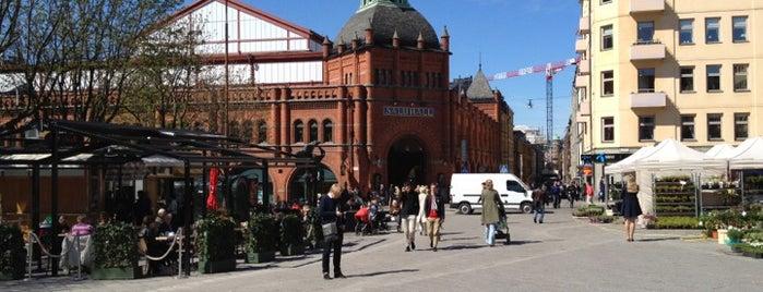 Östermalmstorg is one of Stockholm City Guide.