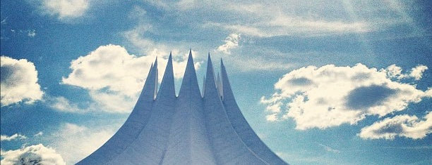 Tempodrom is one of Berlin Best: Sights.