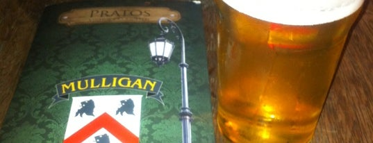 Mulligan Irish Pub is one of Porto Alegre's Nightlife.