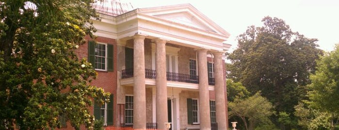 Melrose Estate is one of Natchez must see's.