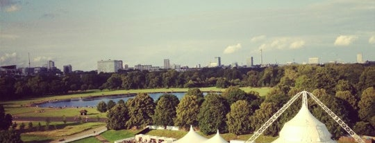Min Jiang is one of Breathtaking Views of London.