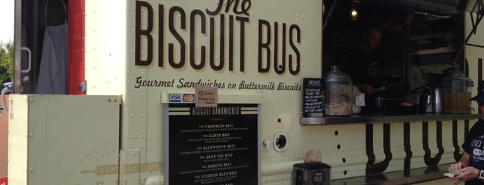 The Biscuit Bus is one of Eat street.