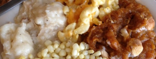 Aunt B's Homestyle Buffet is one of Best Places to Eat in King's Bay & St. Mary's, GA.