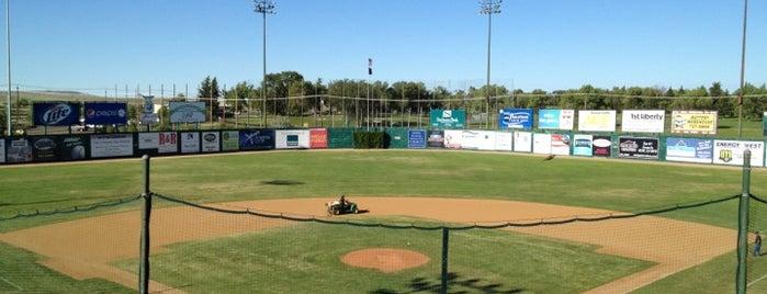 Centene Stadium is one of Minor League Ballparks.