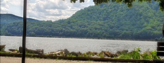 Cold Spring Waterfront is one of All Along The Hudson.
