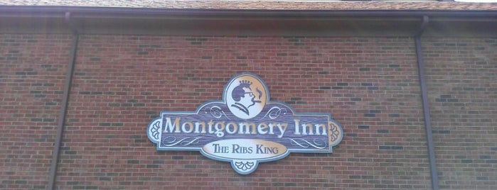 Montgomery Inn is one of Lugares favoritos de Karen.