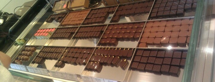 Piaf Artisan Chocolatier is one of 수요미식회.