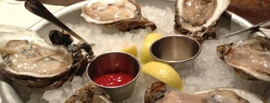 Luke is one of 25 Top Spots for Oysters in the U.S..