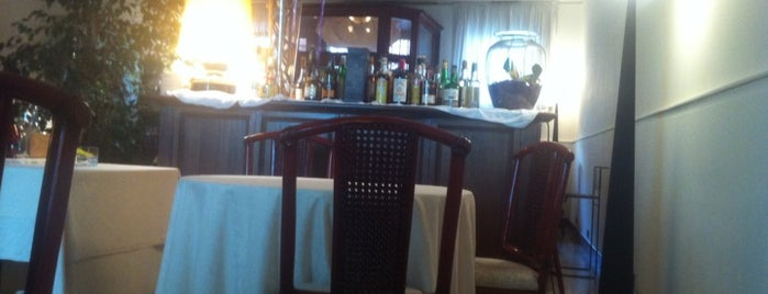 "Ristorante ""hostaria San Benedetto"" is one of Locais curtidos por Pierre."