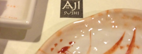 Aji Sushi is one of 626 Day 2012.