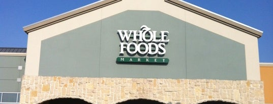 Whole Foods Market is one of san antonio. Texas.