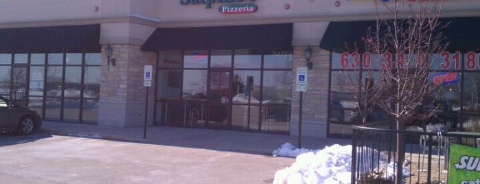 Sarpino's Pizzeria is one of United Mileage Plus Dining Spots.