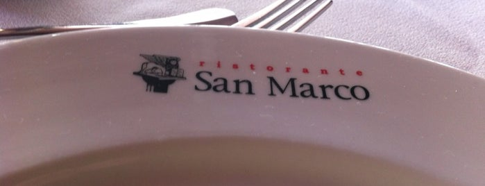 Ristorante San Marco is one of Been there.