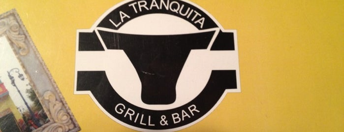 La Tranquita is one of Donde comer Cancún.