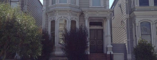 """Full House"" House is one of 101 places to see in San Francisco before you die."