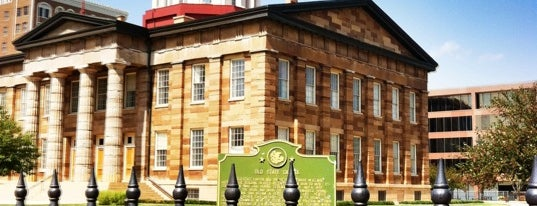 Old State Capitol is one of History sites Local.