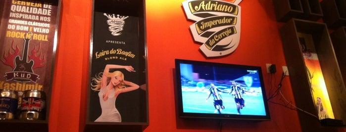 Adriano, Imperador da Cerveja is one of Lugares para não esquecer de ir!!.
