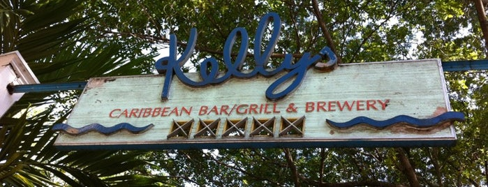 Kelly's Caribbean Bar and Grill is one of Key West.