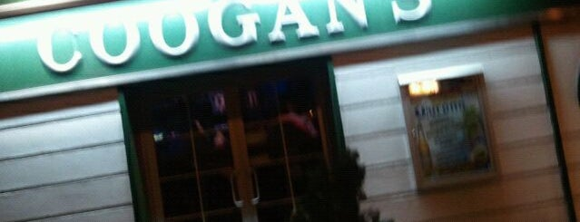 Coogan's is one of To-Try: Uptown Restaurants.