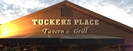 Tucker's Place South is one of Restaurants/Eateries I Recommend.