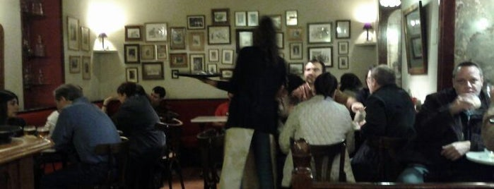 Café Pepe Botella is one of Cafeterías de Madrid.