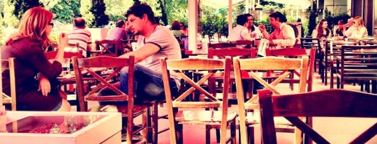 IZZI caffe is one of Orte, die Marija🍭 gefallen.
