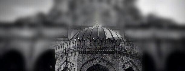 Yeni Cami is one of ÜSKÜDAR_İSTANBUL.