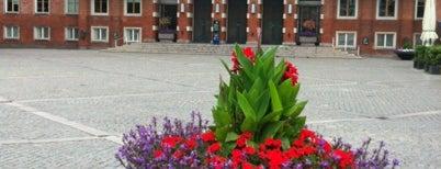 Frederiksberg Rådhusplads is one of Plaza-sightseeing i København.
