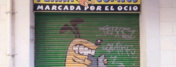 Perra Comics is one of Tiendas de cómics, rol & merchan, en Barcelona.