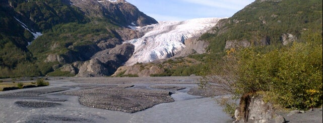 Kenai Fjords National Park is one of US National Parks.