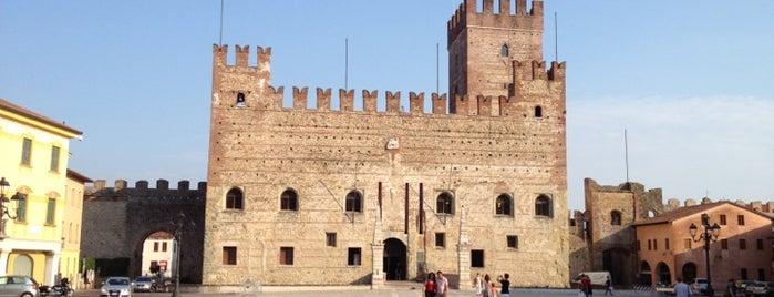 Castello Inferiore di Marostica is one of Castelli Italiani.