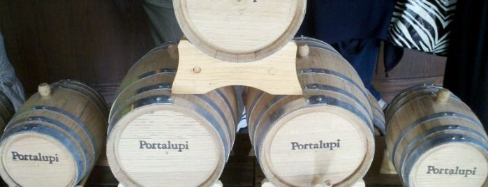 Portalupi Winery Tasting Room is one of Lieux sauvegardés par Rick.