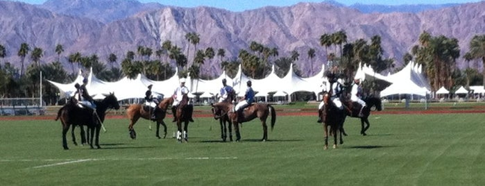 Empire Polo Club is one of Polo Club Field's.
