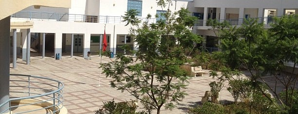 ESC - Ecole Supérieure De Commerce De Tunis is one of Posti salvati di Rabii.