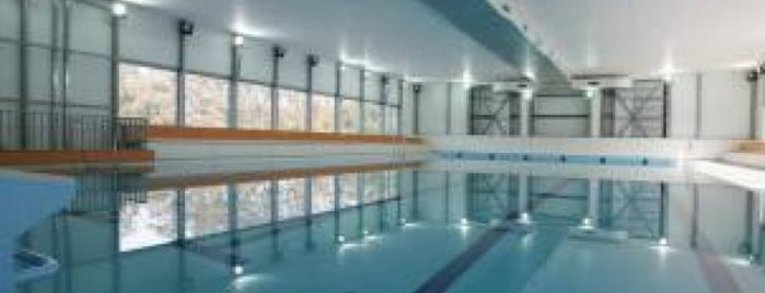 Plavecký bazén Výstaviště is one of Navštiv 200 nejlepších míst v Praze.
