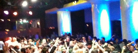 PURE Nightclub is one of Roadtrip.