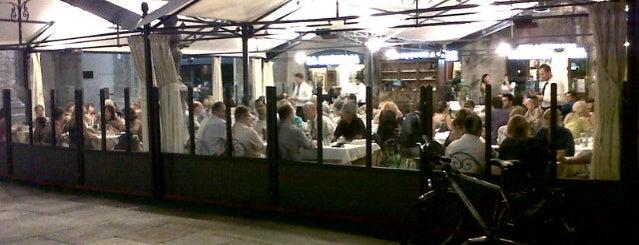 Pizzeria La Duchessa is one of Italy.