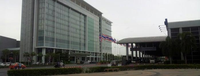 IMPACT Exhibition Center is one of Lugares favoritos de Chaimongkol.