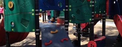 Livingston Park is one of Cool kid stuff.