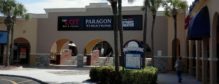Paragon Theaters Deerfield 8 is one of Deerfield Neach.