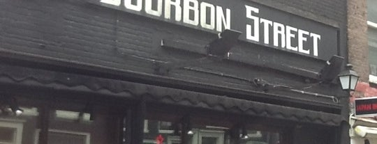 Bourbon Street is one of JB 님이 좋아한 장소.