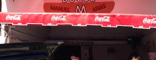 Dogos Meño is one of Gdl.